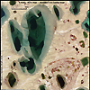 QuickBird Satellite Image - North Slope, Alaska