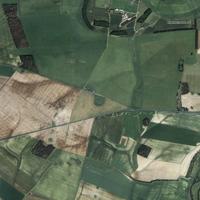 Satellite Image - Stonehenge, England
