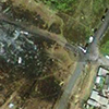 Pleiades-1 Satellite Images of Crash Site of MH17 Ukraine