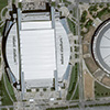 Pleiades-1A Satellite Image of NRG Stadium Houston Texas