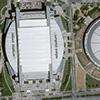 Pleiades-1A Satellite Image of NRG Stadium Houston Texas