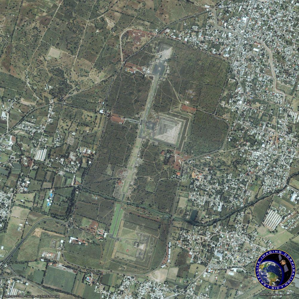 Satellite Images Ancient Observatories Satellite Imaging Corp - Satellite map sites