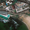 WorldView-4 Satellite Image of Bondi Beach, Sydney, Australia