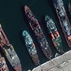 WorldView-3 Satellite Image of Crimea Sevastopol Naval Base