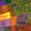 TerraSAR-X Radar Satellite Image Dessau, Germany