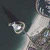 TripleSat Satellite Image Dubai UAE