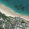 TripleSat Satellite Image Byron Bay Australia