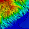 Digital Elevation Model - WorldView-2 DEM at 2m Oil & Gas Exploration - Colombia