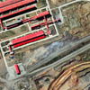 WorldView-3 Satellite Image of Bayan Obo Mine China