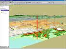 ArcGIS 8.x 3D Analyst; Berat, Albania