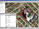 ArcGIS 8.x Tax Mapping; Friendswood, USA