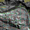 Satellite Image 3D Seismic Survey - Neuquén Basin, Argentina