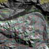 Satellite Image 3D Seismic Survey - Neuquén Basin, Argentina
