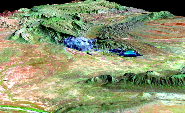 ASTER Satellite Imagery