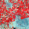 Satellite Image - Mexicali - ASTER