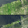 Satellite Images - New Orleans - ASTER