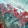 Satellite Image - Palm Springs - ASTER