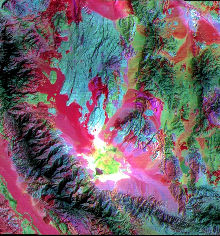 ASTER Satellite Images, Mineral Exploration | Satellite Imaging Corp