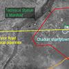 FORMOSAT-2 Satellite Image of Doba Oil Field