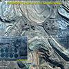 Natural Color: Satellite Image for Mining - Chuquicamata, Chile