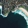 GeoEye-1 Satellite Image of Bondi Beach