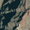 GeoEye-1 Satellite Image of the Grand Canyon