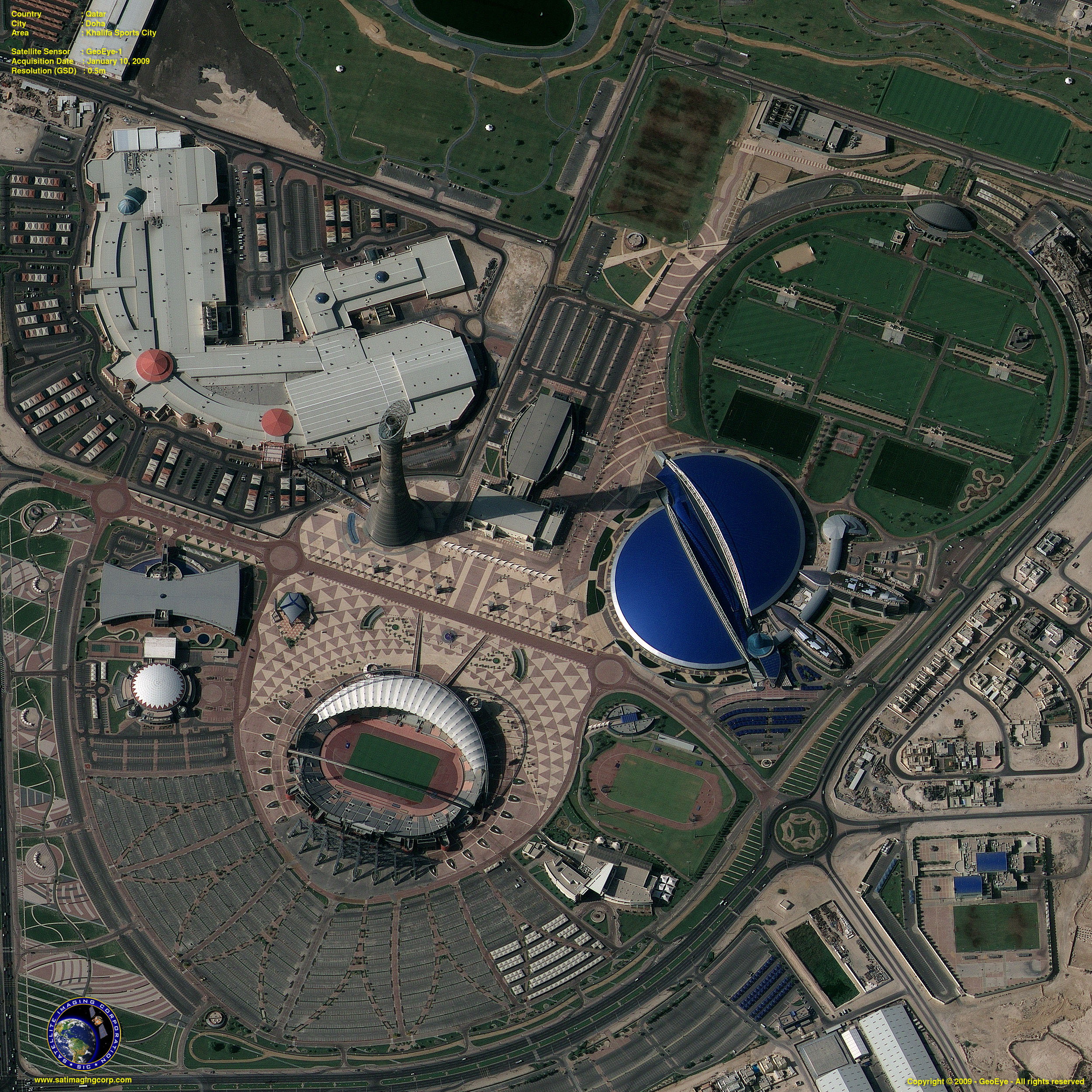 doha qatar map with Geoeye 1 Khalifa Sports City on Watch in addition Contactus Conf additionally A350 1000 Gets Upgrade To 387 Seats We Analyse The Consequences also 1677 furthermore News item.