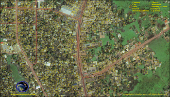 Cadastre and Land Records - Monrovia, Liberia