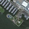 GeoEye-1 Satellite Image - Embarcadero Marina Park
