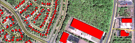 GIS Tax Mapping in Little Rock, Arkansas