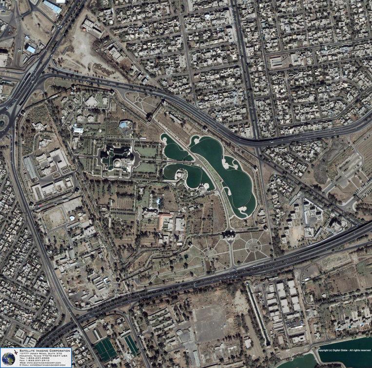 High Resolution Aerial Photograph