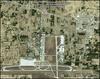Satellite Image of Oil Wells in Libya