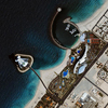 IKONOS - Satellite Image - Burj Al Arab Hotel