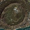 Satellite Image - IKONOS - Diamond Head Crater