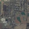 IKONOS - Satellite Image - Harrisburg, Illinois - Tornado