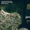 Satellite Picture - Havana, Cuba