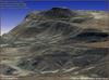 Satellite 3D Terrain Model - Eritrea, Africa