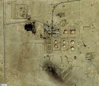 Rumalia Field in Iraq (IKONOS)