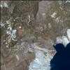 Satellite Image - Manila, Philippines
