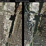 Hurricane Katrina Damage