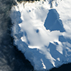 Satellite Picture - Bouvet Island
