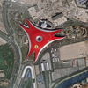 Pleiades-1 Satellite Image of Abu Dhabi