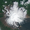 Pleiades-1A Satellite Image of Mount Fuji