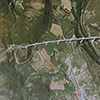 Pleiades-1 Satellite Images of the Millau Viaduct
