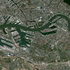 Pleiades-1 Satellite Images of Rotterdam, Netherlands