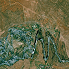 Pleiades-1 Satellite Images of Victoria Falls