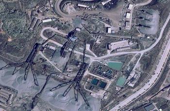 QuickBird Satellite Image of China
