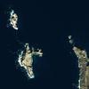 Satellite Image - Baja, Mexico
