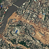 Satellite Image - Chinese Mudslide