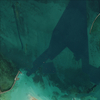 Satellite Image - Port of Mina, Salman, Bahrain